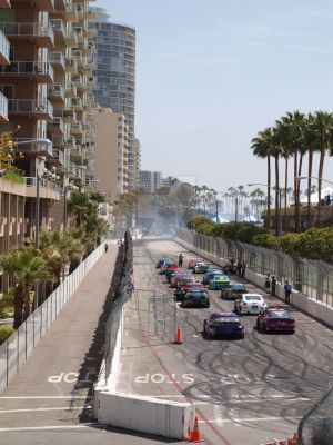 Formula D, Long Beach 2012 by Anakineko