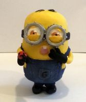Minion 1 by saphiral