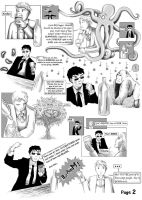 Good Omens - 2 of 5 by crashingwave