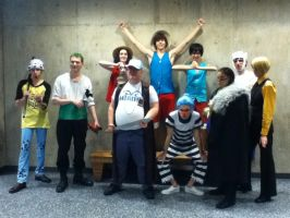Youmacon 2011: One Piece Shoot 2 by BigAl2k6