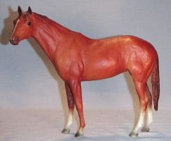 traditional breyer secritariat FOR SALE by Khainon