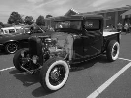 Hot Rod Classic Truck by k-h116