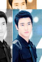 Different Sides of Siwon by ymginete