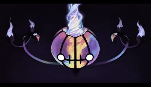 Chandelure: Ghostly Symmetry by aocom