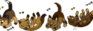 Aries x Lucas Litter - Closed by KittehzAdopts