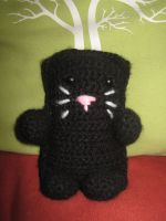 Kitty Kitty (Amigurumi) by CataCata23