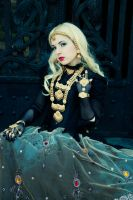 Indian Gothic inspiration by Apsara-Stock