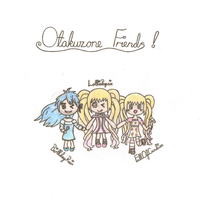 OtakuZone Friends by lolliepopsie