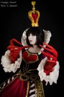 Red Queen - Alice Madness Returns by Neferet-Cosplay