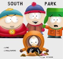 Pack South Park by Fagoon