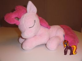 Sleeping Pinkie Pie for sale! by Caleighs-World