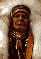 Indian Native by sut679