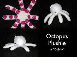Octo-Plush in Dainty by SarahRuthless