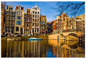 Amsterdam by bongaloid
