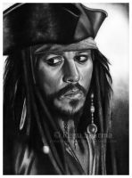 Captain Jack Sparrow by TheDarkRayne