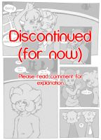 Discontinuing A New Friend by FreckledAndSpeckled