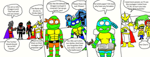 TMNT- Turtle Soup's On Page 23 by LuciferTheShort