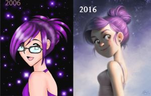 10 Years by NatSmall