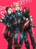 Stucky x 2 ?!? by resave