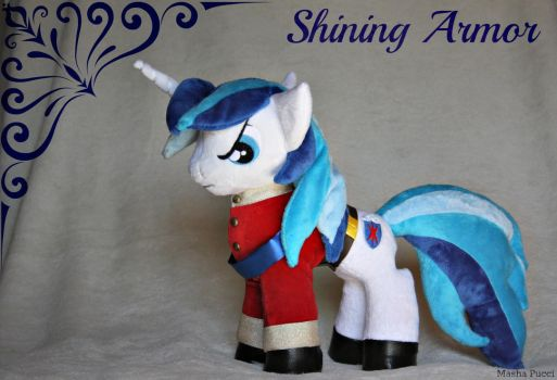 My Little Pony - Shining Armor *SPECIAL DRESS* by Masha05