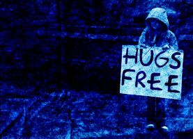 The Free Hugs by magoborg