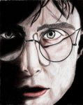 Harry Potter by The-Shadow-artist