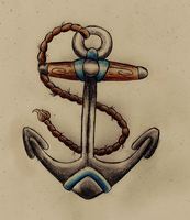 Anchor -Painted- by N-2tt