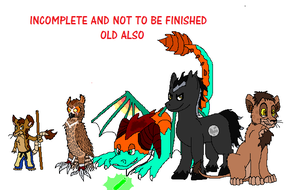 Oc Crash- INCOMPLETE AND NOT TO BE FINISHED, OLD by Sooty123
