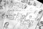 Layouts for new comic by javierhernandez