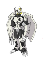 Hollow BlackWargreymon by Omnimon1996