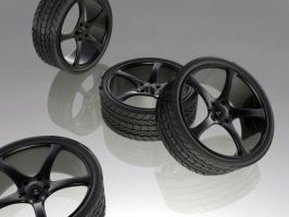 Creating a rim in 9.43 minutes by 3mty
