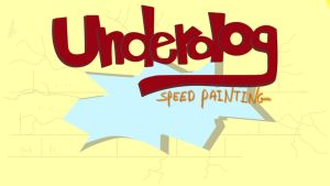 Underdog speed painting thumbnail/titlecard by IDROIDMONKEY