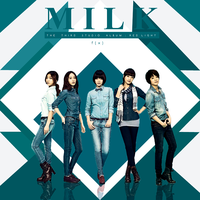 f(x): MILK (from the 'RED LIGHT' album) by Awesmatasticaly-Cool