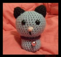 amigurumi....kitty by VML1212