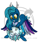 Draconixsongnote Request by Chaosaholic