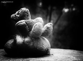 .: teddy bear :. by amygdalon