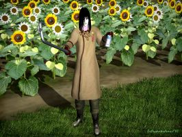 Orochimaru Cosplay - Russia by EvilSanninsLover