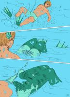 Be a Merman Comic Page 7 by MeerelfThaylen