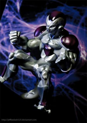 Frieza's Maximum power figure
