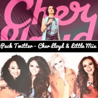 Mega Pack Twitter - Cher Lloyd y Little Mix. by FuckinLovers