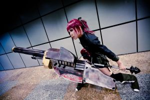 God Eater - 2 by ImMuze