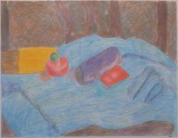 6 Color Still Life by Rhythm-Wily