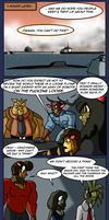 The Cat's 9 Lives! 3 Catnap and Outfoxed Pg105 by TheCiemgeCorner