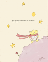 Little Prince Omelette by Xatoga