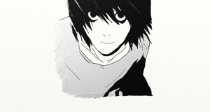 L - Lawliet by CathiiAnime