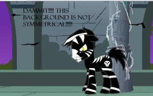 MLP: Death the Kid by JudgeChaos