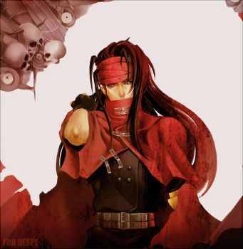 Vincent Valentine - For Despe by Athena-chan