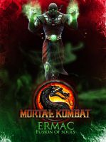 MK Ermac by terminator286