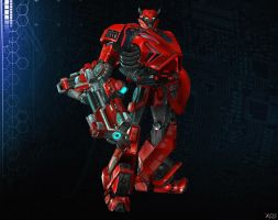 CLIFFJUMPER [ Rise Of The Dark Spark ] by Goreface13