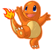 Charmander by CatchShiro